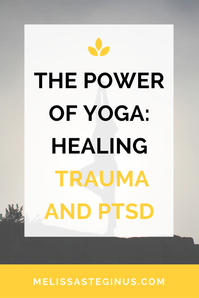 Power healing yoga for trauma PTSD